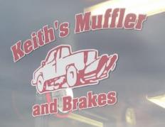 Keith's Muffler and Brakes