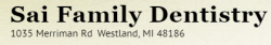 Sai Family Dentistry