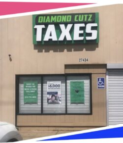 Diamond Cutz Taxes