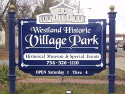 Westland Historical Society